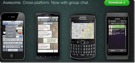 Multiplatform Whatsapp