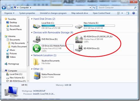 2 DVD drive